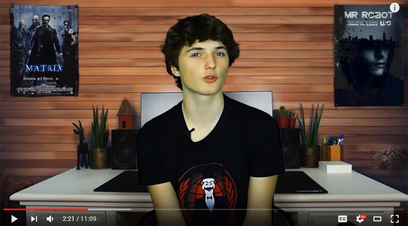 micode youtubeur