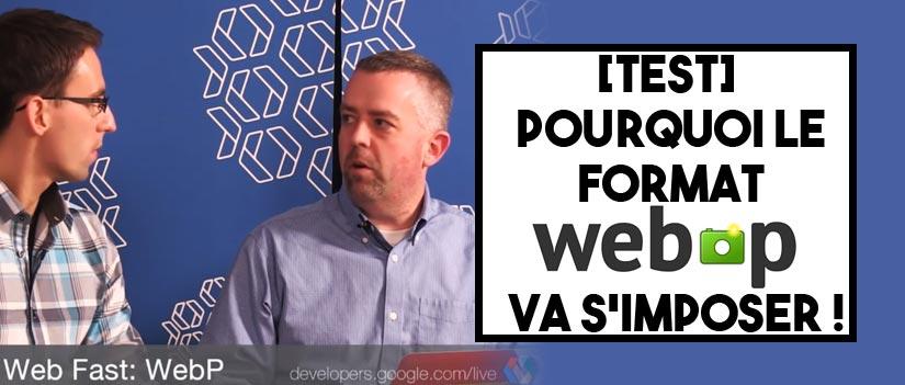 Webp, un format prometteur mais des navigateurs à la ramasse