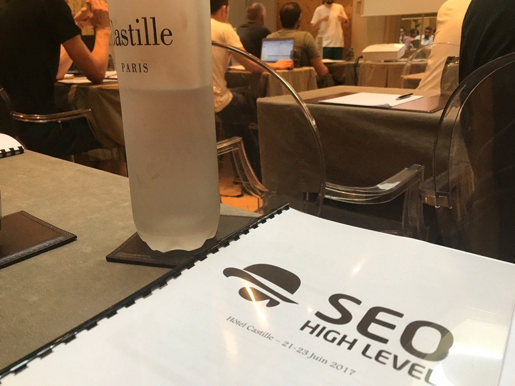 seo high level 2017