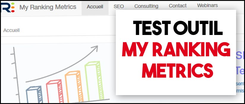 J'ai testé le tool My Ranking Metrics