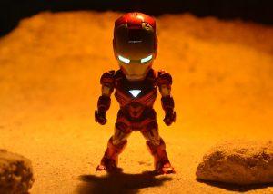 super héros référencement