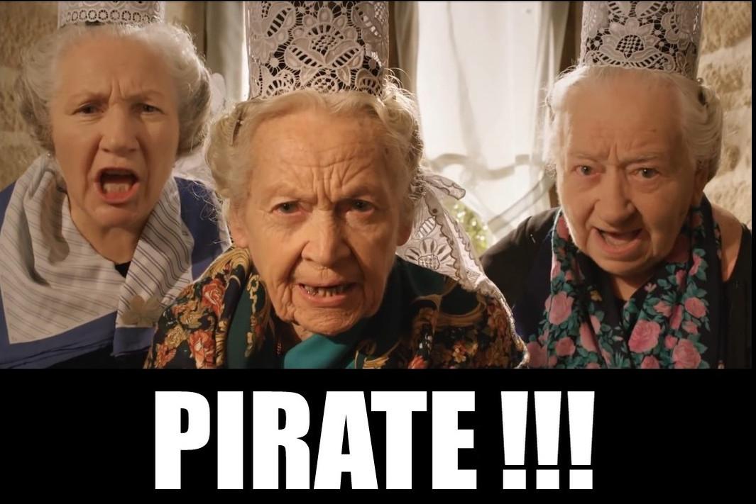 pirate hacker