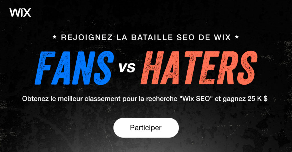 concours seo wix